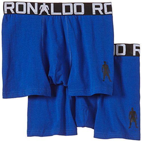 CR7 Cristiano Ronaldo BOYS Boxershorts Jungen 2-Pack (CR7-8400-5100-461-146/152)