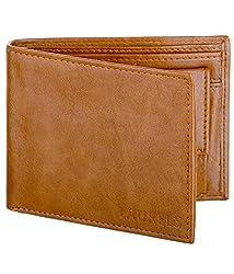 Laurels Aspire Tan Mens Wallet