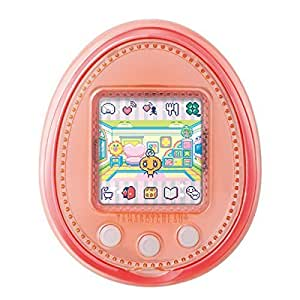 TAMAGOTCHI 4U+ Bandai - Peach Orange by Bandai