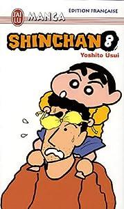 Shin Chan Saison 1 Tome 8