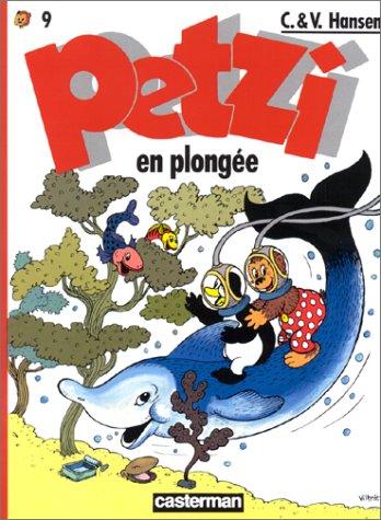 Petzi, tome 9 : Petzi en plongée