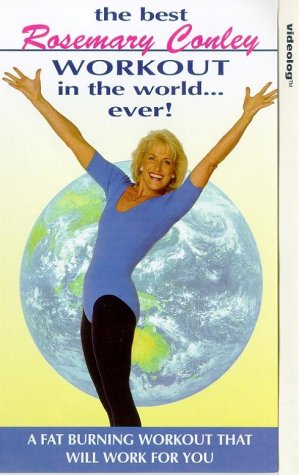 Rosemary Conley: The Best Workout In The World...
