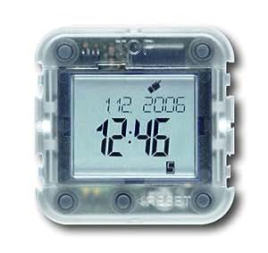busch jaeger busch timer bedienelement 6456 101 amazon. Black Bedroom Furniture Sets. Home Design Ideas