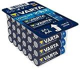 Varta Longlife Power Batterie (AA Mignon Alkaline Batterien LR6, 24er Pack)