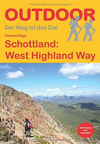 hland Way (Outdoor Wanderführer) ()