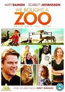 We Bought A Zoo [Edizione: Regno Unito] [Import anglais]