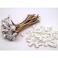 10 Establece Jst Xh 2,5-4 pin conector de bater¨ªa enchufe hembra y macho Con 150mm Wire