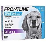 Frontline Spot on H 40 veterinär Lösung 3 stk