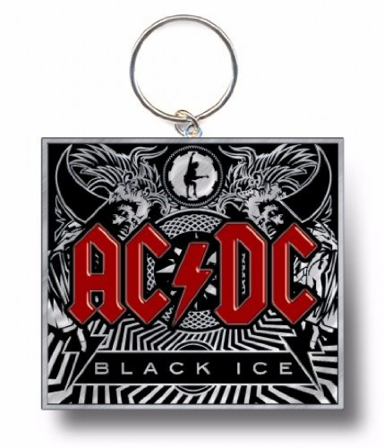 Official Merchandise portachiavi - AC/DC - Black Ice