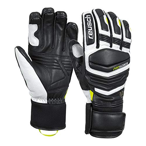 Reusch Master Pro - White/Black/Safety Yellow - Reusch Master