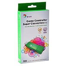 Gam3Gear Brook ZPPN002 XBox 360 / Xbox ONE à PS4 super Converter Controller Adapter Gaming avec porte-clés GRATUIT