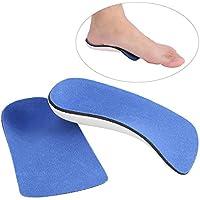 Halb EVA Arch Support Orthopädische Einlegesohlen Fußkorrektur Schuheinlagen Pads für Männer Frauen(S) preisvergleich bei billige-tabletten.eu