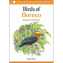 Birds of Borneo 2nd Edition (Helm Field Guides)