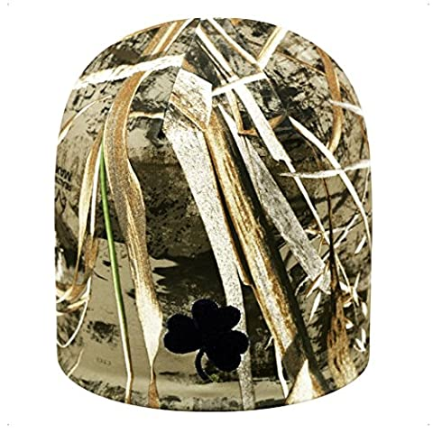 Notre Dame Fighting Irish NCAA TOW Seasons RealTree Cuffless Reversible Knit Hat Hut (Irish Ncaa)