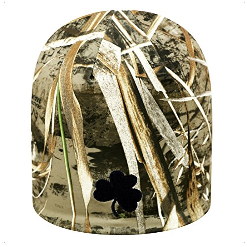 Notre Dame Fighting Irish NCAA TOW Seasons RealTree Cuffless Reversible Knit Hat Hut (Realtree Mütze Damen)
