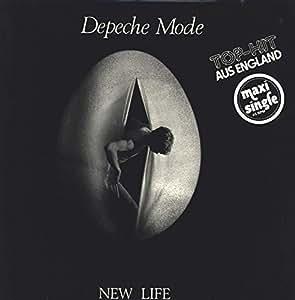 Depeche Mode - New Life - Mute - INT 126.800