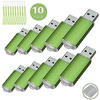 Paquete con 10memorias USB. Pen Drive USB 2.0 (8GB)