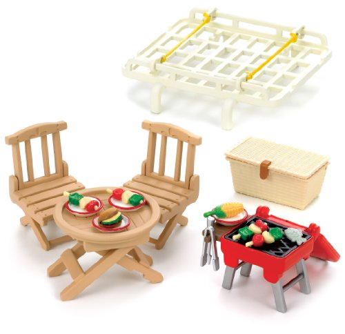 sylvanian-families-roof-rack-with-picnic-set