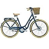 Raleigh Damen Brighton 7 Fahrrad, Horizonblue, 50