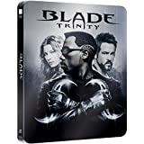 Blade Trinity Steelbook (Unrated Version) / U.K. Exclusive Limited Edition / Blu Ray
