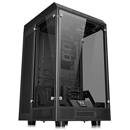 Thermaltake The Tower 900 PC-Gehäuse schwarz