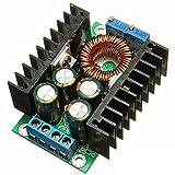 SODIAL(R) DC-DC CC CV Buck convertitore step-down modulo di alimentazione 7-32V a 0.8-28V 12A 300W