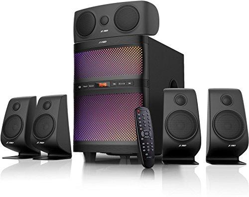3. F&D F5060X Portable Multimedia Bluetooth Speaker System