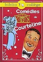 Comédies de Courteline de Georges Courteline