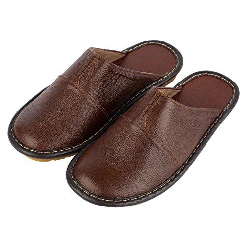 haisum-mens-indoor-outdoor-luxury-genuine-leather-mule-closed-toe-slip-on-house-slippers