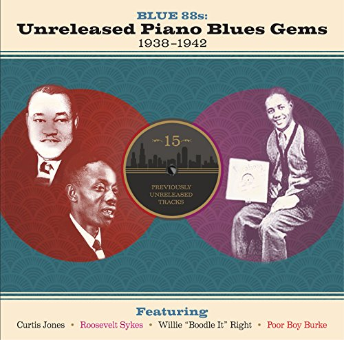5108oH05LnL BEST BUY #1Blue 88s: Unreleased Piano price Reviews uk