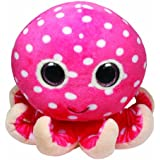 Ty Beanie Boo Buddy Ollie - Pulpo de peluche (25,4 cm)