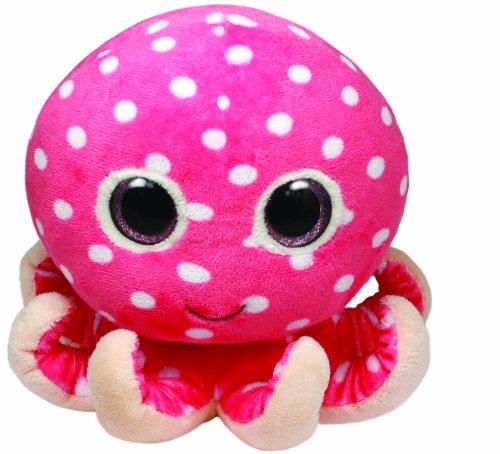 Ty Beanie Boo Buddy - Ollie The Octopus 10' Peluche