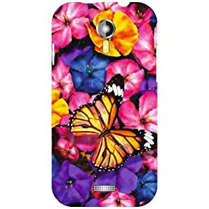 Micromax A117 Canvas Magnus Back Cover - Different Designer Cases