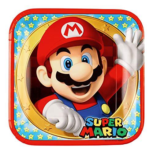 ierteller Super Mario, Mehrfarbig, 23 cm ()