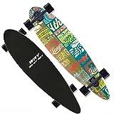 Best crucero Longboards - Skateboard Monopatín Skateboard Adult Beginner Adolescente Cuatro Scooter Review