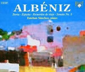 Albeniz: Iberia, Suite Espagnole