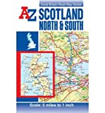 [(Scotland Road Map)] [ By (author) Geographers A-z Map Company, Edited by Geographers A-z Map Company, Illustrated by G