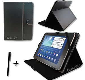 "Sagree PU Leather Carry Case Stand For Hannspree Hannspad 10.1"" Tablet Tablet"