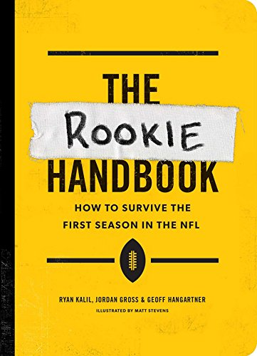 The Rookie Handbook: How to Survive the First Season in the NFL (English Edition) -