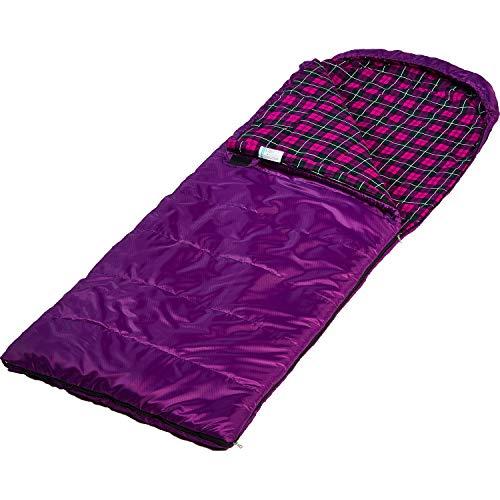 Skandika Dundee Decken-Schlafsack, violett, XXL Preisvergleich