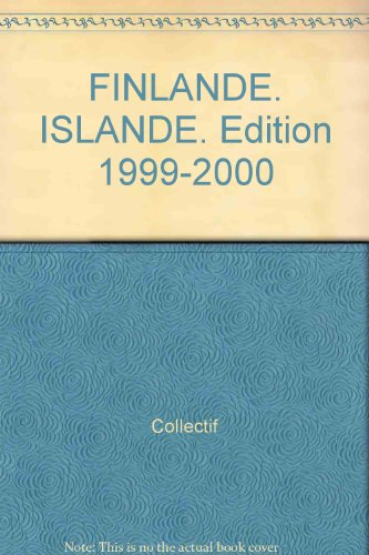 Finlande, Islande : Edition 1999-2000