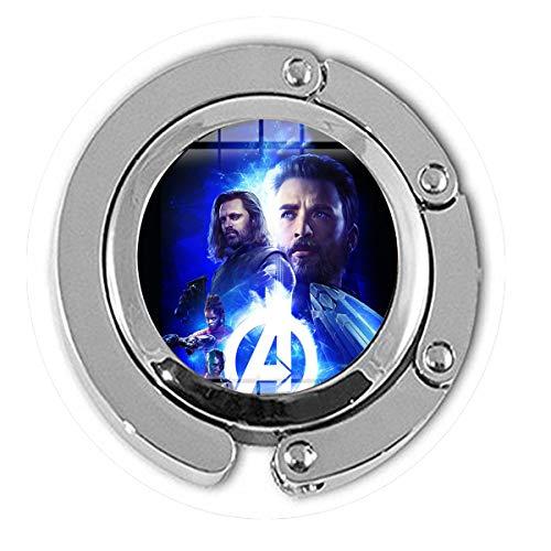 bab Marvel Avengers Infinity War Halskette Super Heros Major League Art Poster handgefertigt Glas Cabochon Anhänger Filme Schmuck 2 Aufhänger Literary Schmuck