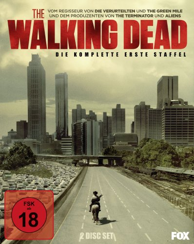 The Walking Dead - Die komplette erste Staffel [Edizione: Germania]