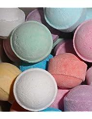 20 Mélange Chill Pilules Mini Bombes De Bain en Cœurs Cadeau Sac