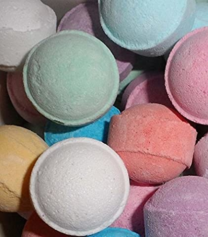 20 Mixed Chill Pills Mini Bath Bombs