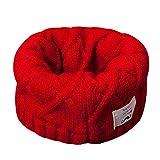 MIOIM Bebé Niños Niñas Bufanda de Cuello de lana para Otoño Invierno