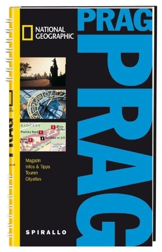 Preisvergleich Produktbild NATIONAL GEOGRAPHIC Spirallo Reiseführer Prag