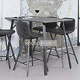 NOUVOMEUBLE Tisch, Betoneffekt, Woodland 2