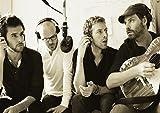 Coldplay 3Chris Martin Jonny Buckland Guy ER der toller Rock-Metal Album Cover Design Musik Band beste Foto Bild Einzigartige Print A3Poster