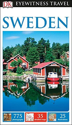 Sweden Eyewitness Travel Guide